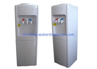 Free Standing 3 Tap Water Dispenser , Classic 5 Gallon Water Dispenser