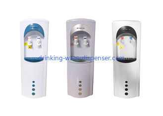 Plastic Bottled Water Dispenser , Free Standing Water Coolers For Home / office