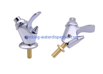 Drinking Water Fountain Bubbler Head Push / Press Downward Spray Type
