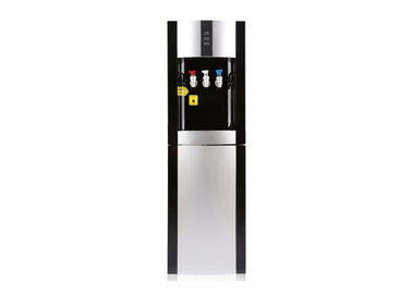 China High Efficiency 3 Tap Water Dispenser Pipeline / POU Style No Need Water Bottle factory