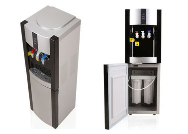 China Free Standing 3 Tap Water Dispenser , Pipeline Water Dispenser With Filtration System distributor
