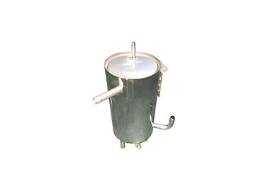 China Electrical Cooling Water Cooler Replacement Parts Welded Stainless Steel Hot Water Tank factory