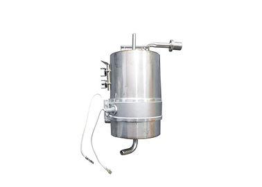 China 1.1L Water Dispenser Accessories , Welded Stainless Steel Hot Water Tank distributor