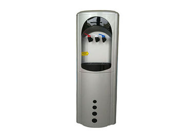 China Bottled Compressor Cooling Water Dispenser Hot Warm Cold 3 Tap With No Cabinet distributor